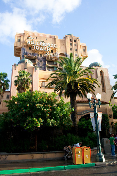 2010 - Jan - 18-24 - Family Disneyland Trip-8158