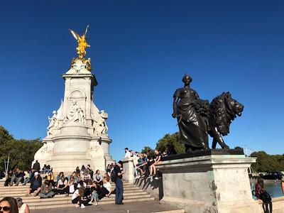 London in September 2018