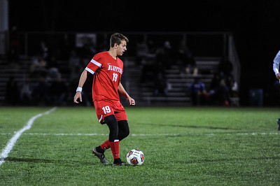 10-17-18 Bluffton HS Boys Soccer vs Lincolnview