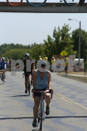 RAGBRAI in Webster City