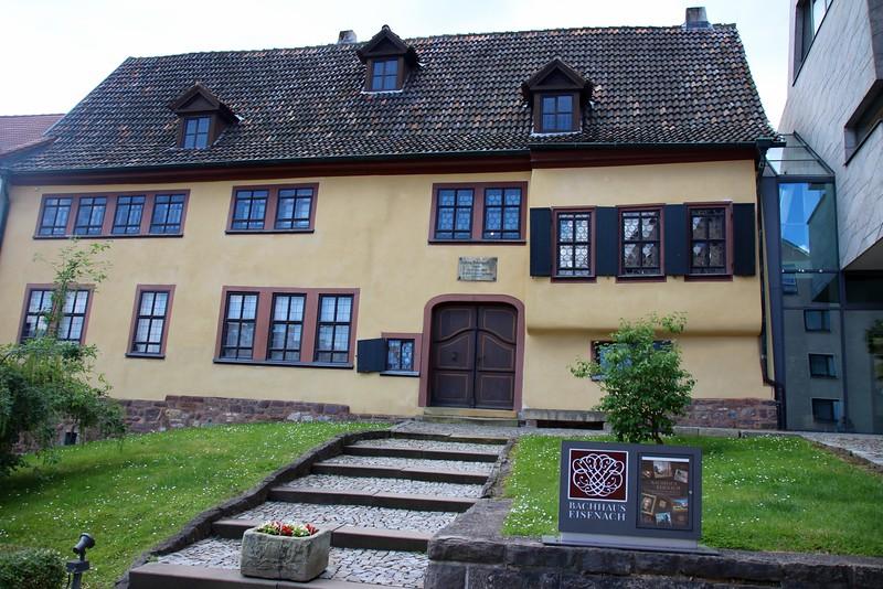 Bach House - Eisenach