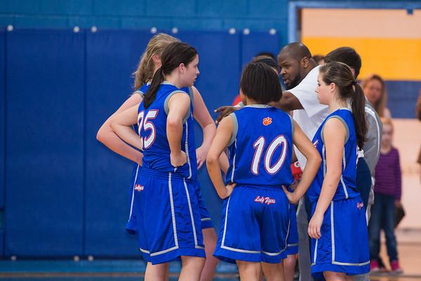 02-19-2014 NC vs Red Oak Middle School Girls
