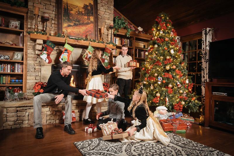 Jordan Family Photos 2018