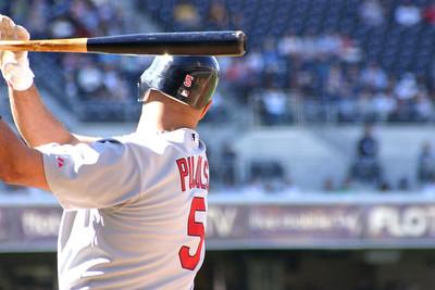Cardinals-Padres 2010