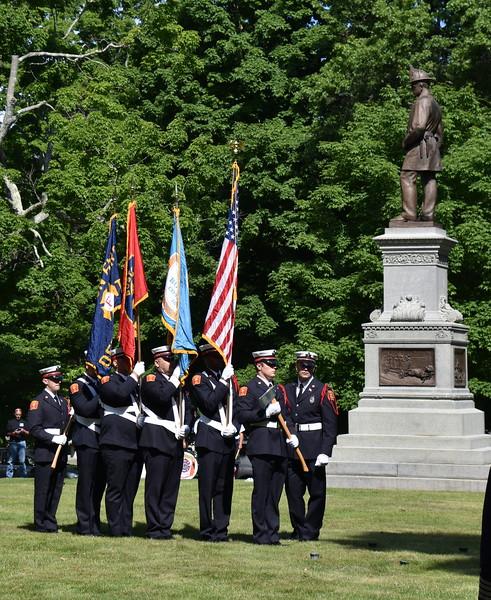 Firemen's Memorial Sunday, June 10, 2018