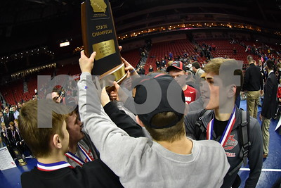 2018 State Wrestling Class 3A Championship