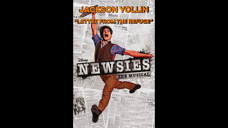 07.13.2019 Jackson as Crutchie Home Movie.MOV
