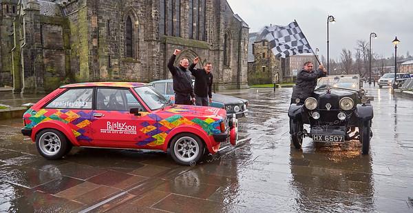 Monte Carlo Classic Rally - 2016