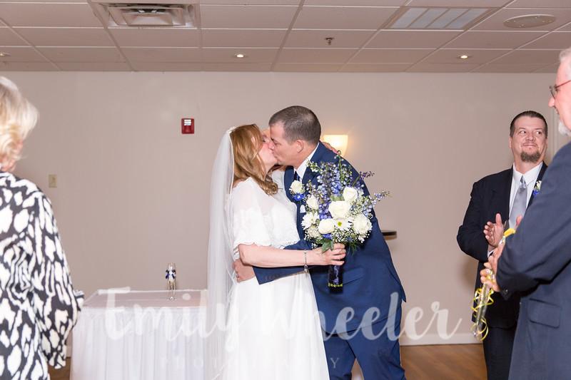 Renee and Mark Wedding