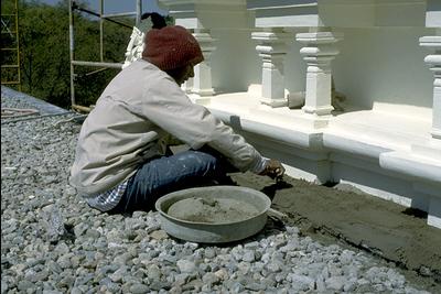Building a Temple