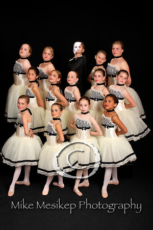 Ballet 1B - 3:45