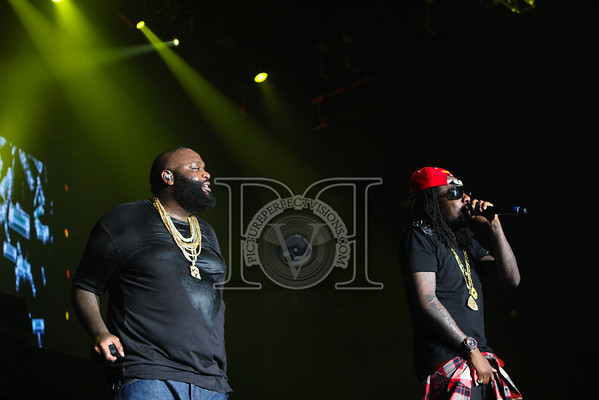 MMG Tour w/ Rick Ross and Wale @San Jose Event Center