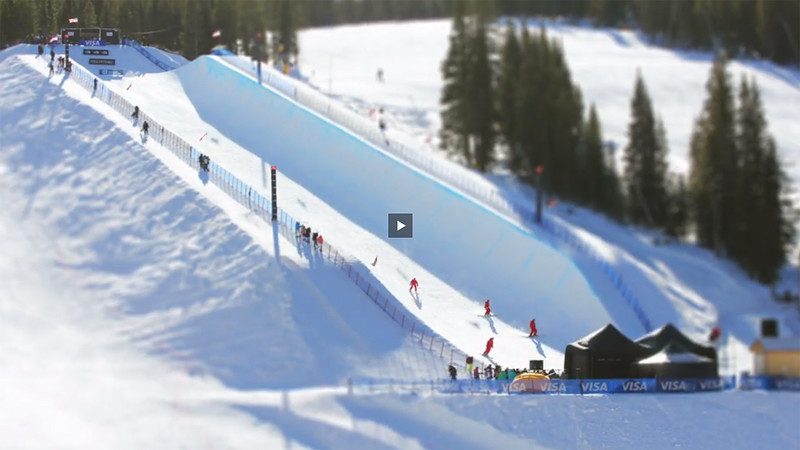 The Creation of a 22ft Superpipe!