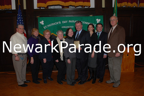 2010 - NJ Irish Heritage Night