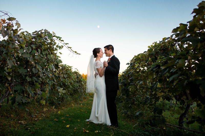 Flag Hill Wedding Photos