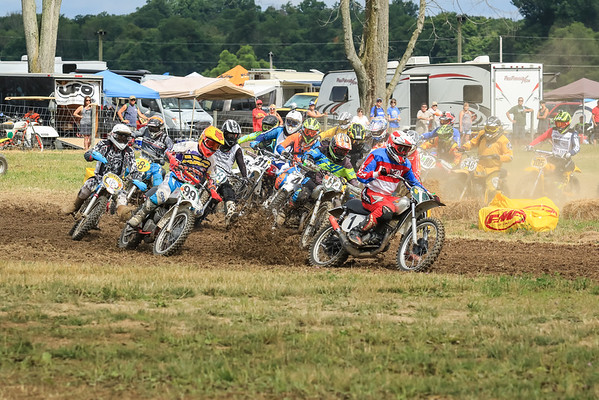 2016 AMA Vintage Grand Championship: Motocross