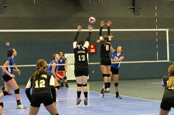 8th Grade State Championship, Munciana Volleyball Club
