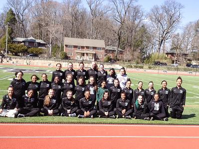 Track and Field George School Meet