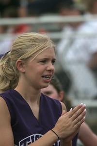 Darlington Middle School Cheerleaders 2006