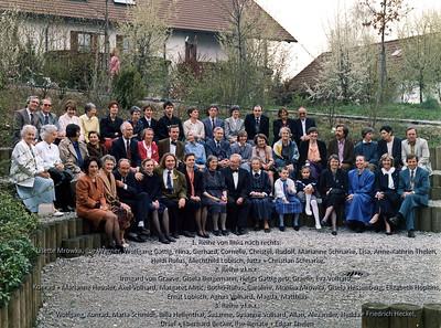 Goldene Hochzeit28.04.1991 in Gilching