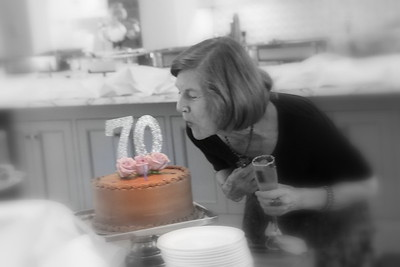 Carolyn's 70th Birthday Luncheon (10/27/2016)