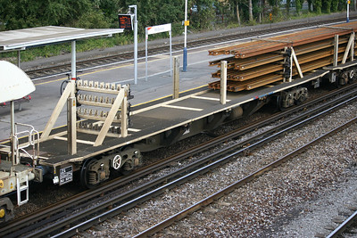 JZA welded rail carriers