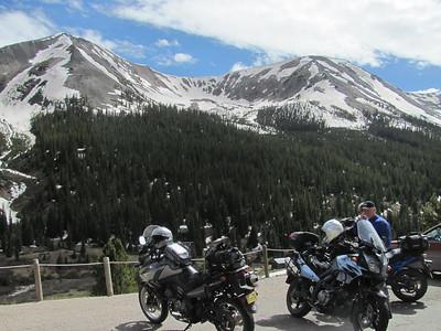 Durango-Aspen-Buena Vista-Carnero Pass, CO AT Trip  June 14-16, 2014