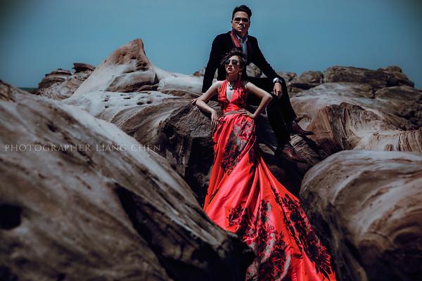 獨立婚紗影像-雙安 & Ken