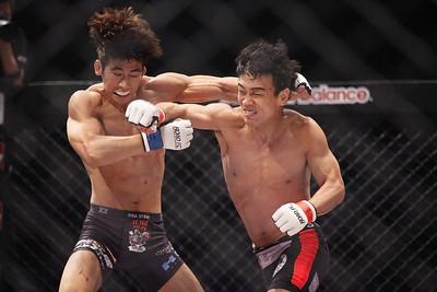 Kim Jong-Hoon vs Hong Jung-Gi
