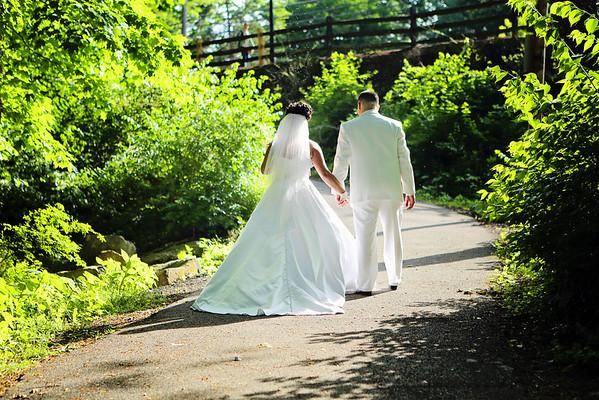 Lazell & Adrian Wedding