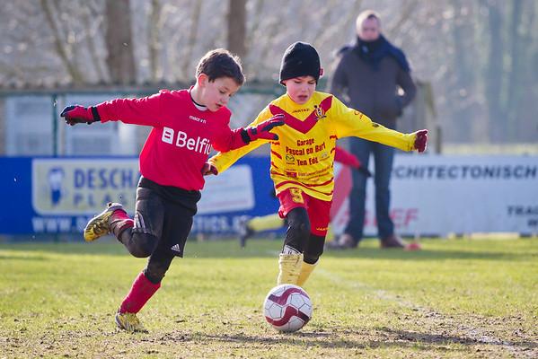 31/01/2015: KFC Edeboys - Vlierzele
