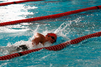 GWU Swim Meet vs. Catawba