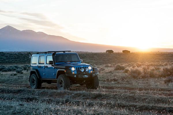 JK350 - Hydro Blue - Moab