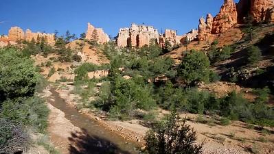 Mossy Cave Trailhead, Bryce Canyon, Utah