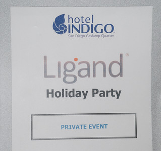 Ligand's Holiday Party 2016!