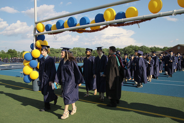 Wissahickon HS Graduation