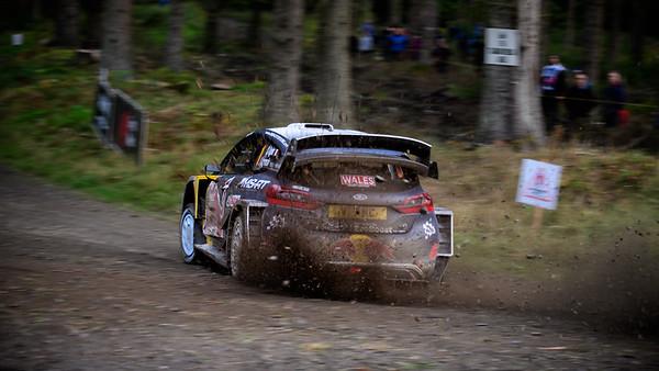 WRC - Wales Rally GB 2018