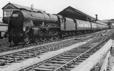46170 rebuild of Fowler 'Fury 6399'