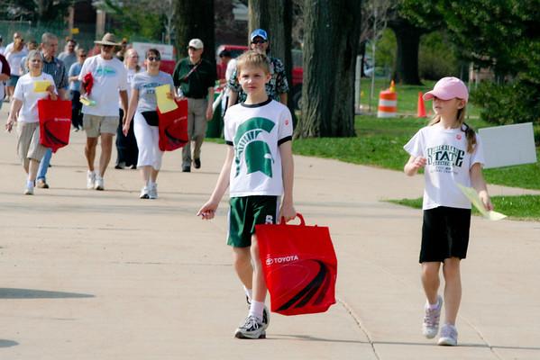 2009 Lansing Asthma Walk