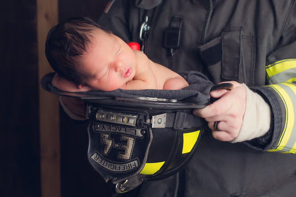 Leland Newborn session