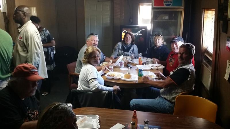 Memphis BBQ Ride