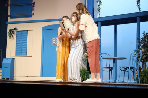 "Chesterton High School Spring Play ""Mama Mia"" 2021"