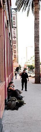 Hollywood isolation