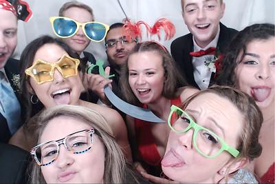 2019 Uxbridge High School Jr Sr Prom ~ 5/3/19