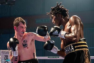 Shaka Thompson vs Bryn Wain