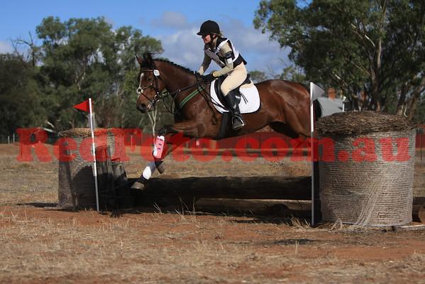 2012 05 06 Moora Horse Trials XC  EvA65 Intro2 & PCAWA DGrade