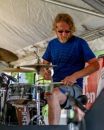 Set two: the Van Redeker Band at the Beer Garden Festival Friday 2018