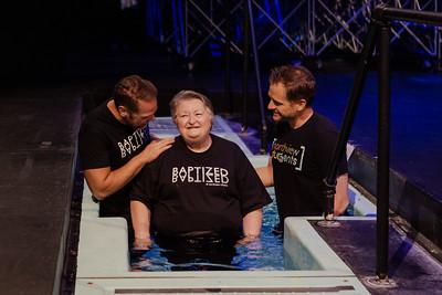 2019-06-02 9 am. Baptism Service
