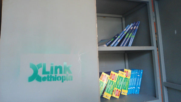 Library Project: Bookshelf Donation