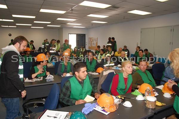 April 2012 Final Drill San Diego CERT